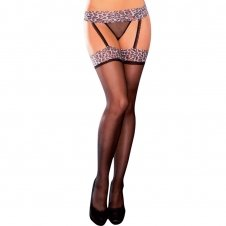 Garter Belt W/attached Thigh High