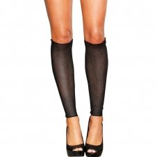 Corset Back Knee High-Black