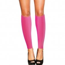 Corset Back Knee High-Pink