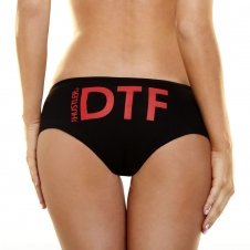 DTF SCREEN PRINT BOOTY SHORT