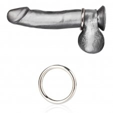 Steel Cock Ring 1.3""