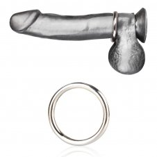 Steel Cock Ring 1.8""