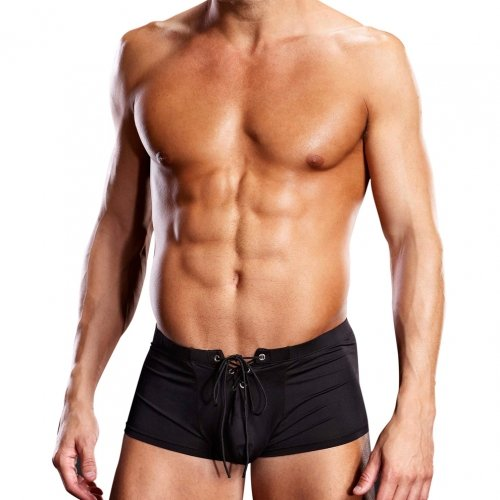 Performance Microfiber Lace-up Trunk