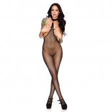 Show Me Bodystocking With Collar