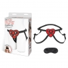 Red Heart Strap-on Harness