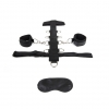 3PC Adjustable Neck & Wristraint Set