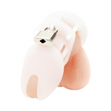 Silicone Chastity Cage