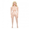 Remote Controlled Life-Size Blonde Blow Up Blowjob Doll